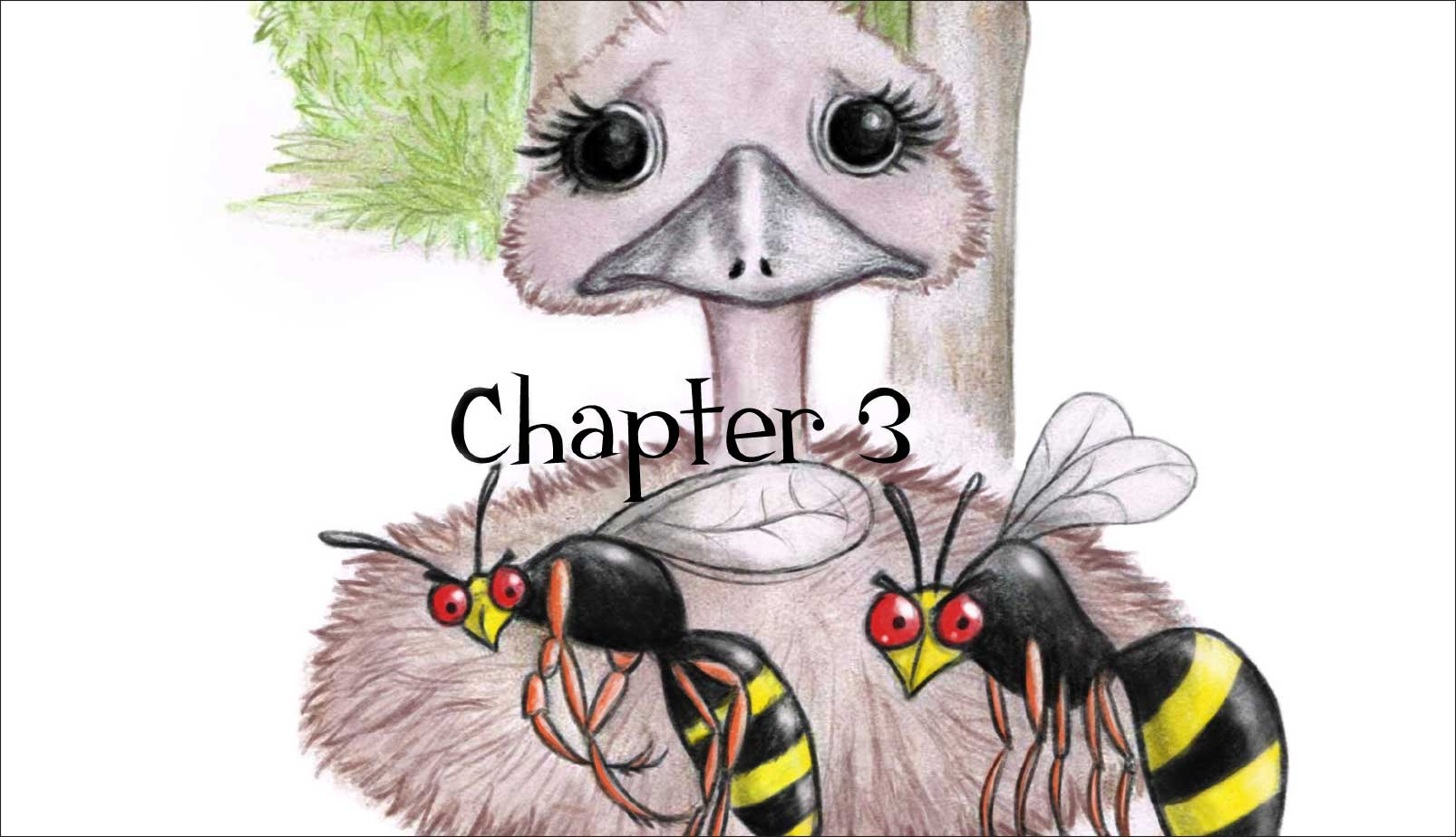 Bullies, Bees and Brussels Sprouts Chapter 3